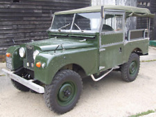 Cellulose Car Body Classic Vintage Paint LAND ROVER DEEP BRONZE GREEN Gloss