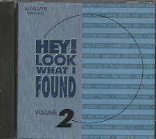 HEY LOOK WHAT I FOUND - Volume 2 - BRAND NEW - CD