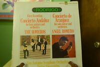 Mercury Living Presence - SR-90488 Stereo LP - RODRIGO - The Romeros - Near Mint
