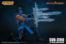 In Stock! Storm Collectibles Mortal Kombat 3 : Sub Zero - Us Seller