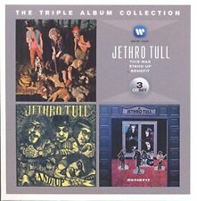 JETHRO TULL - THE TRIPLE ALBUM COLLECTION NEW CD