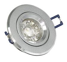 230V LED Einbaustrahler Set Kamilux5402 GU10 3W Spot Innen & Aussen Feuchtraum