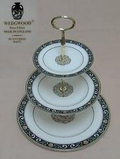 "Wedgwood ""Runnymede"" THREE TIER CAKE STAND"