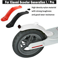 1x Rear Mudguard Back Mud Fender for Xiaomi Mijia M365 M187 Pro Electric Scooter