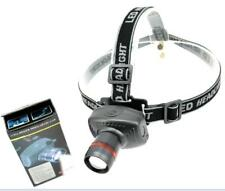 Head light LED Flashlight Focus Strap Adjustable For Camping Hot Headlamp