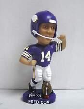 Fred Cox, NFL Minnesota Vikings GREAT Limited Ed. Bobblehead - (New)