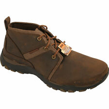 Skechers Walking, Hiking, Trail 100% Leather Boots for Men