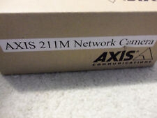 AXIS 211M Megapixel IP Network Surveillance Security Cam Camera POE Pentax Lens