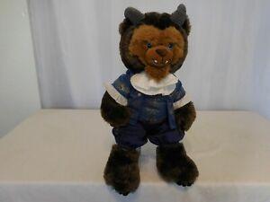"Build A Bear Disney's  ""Beast""  Ballroom Costume Beauty and the Beast"