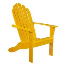 Mainstays Outdoor Wood Adirondack Chair, White