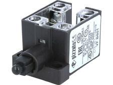 VF-B501 Limit switch; plastic plunger; 10A; max.400VAC; max.250VDC; IP20 VFB501
