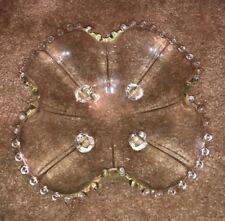 Imperial Candlewick Crimped Bowl Stem #3400