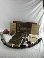 VINTAGE MARKLIN HO TM800 TANK ENGINE - All Die-Cast TM 865/4 H W/ Boxes & Extras
