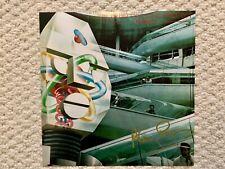 Alan Parsons Project Autograph 12x12 Photo Album Cover I Robot