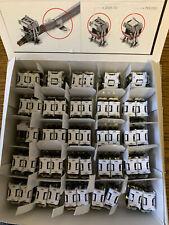 50 Stück WAGO Kontakttechnik Schirmklemmbügel 790-208 Schirmanschlussklemmen
