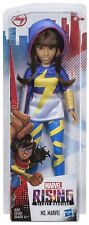 Marvel Rising Ms. Marvel Training Outfit Doll