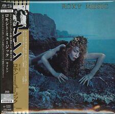 "ROXY MUSIC ""SIREN"" JAPAN Mini LP SHM SACD DSD UIGY-9669 2015 *SEALED*"