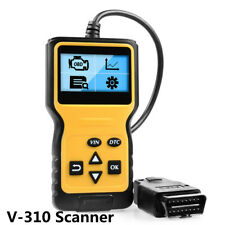 Car OBD2 OBDII EOBD Diagnostic Scanner Engine Fault Code Reader Scan Tool OBD