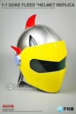 Ufo Robot Grendizer Goldorak Duke Fleed Actarus Helmet 1/1 Replica 100LTD
