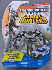 TRANSFORMERS PRIME BEAST HUNTERS PROWL DELUXE MOSC MOC MISB SEALED NEW