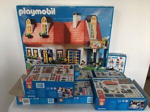 Playmobil - 3965 Suburban House Fully Furnished