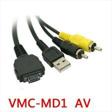 USB & AV Cable VMC-MD1 For Sony cameras (OEM)