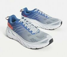 Hoka One One Clifton 6 Womens Neutral Road Running Trainers Blue UK Size 5