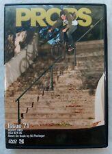 Props issue 71 (Dvd, 2009) Bmx stunt bikes