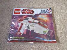LEGO Star Wars - The Clone Wars Republic Gunship Retired 20010 Brickmaster Rare