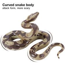 Gummischlange Spielzeugschlange Giftschlange 14,5 cm Kriechtier Schlange Party