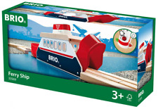 BRIO Ferry Boat , Batteries included (2 x LR44)