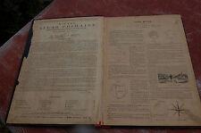 Nouvel atlas primaire géographie,cartographie,Drouard et Manevy 48 pages