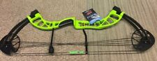 PSE D3 Bowfishing Compound Bow with fingers LIME GREEN