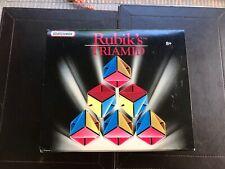 ORIGINAL MATCHBOX RUBIK'S TRIAMID  PUZZLE BOXED1990