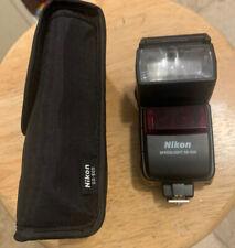 Nikon Speedlight Sb-600 Shoe Mount Flash #J58673