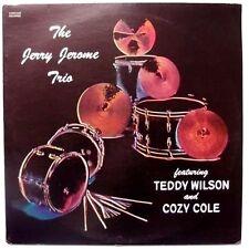 JERRY JEROME TRIO w/ TEDDY WILSON & COZY COLE LP - VANTAGE LP-503, NM, Shrink
