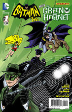 KEVIN SMITH Batman '66 (1966) Meets The Green Hornet #1 1:25 VARIANT COVER!