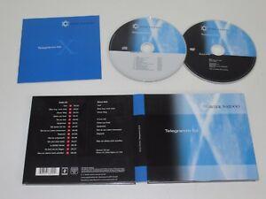 Xavier Naidoo/Telegram For X (Naidoo Records 693723660929) CD+DVD Album