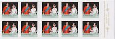 Australia Stamps Booklet Unfolded 2011 Royal Wedding 10 x 60c SB377