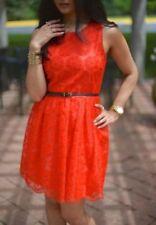 Vestiti da donna Zara rosso