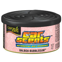 California Scents BALBOA BUBBLEGUM Car Air Freshener Home Freshner Taxi Organic