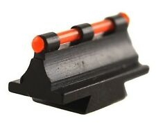 """Red Fiber Optic   Front  Sight  .41""""  High for  Dovetailed front sight ramps  **"""