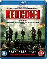 Redcon-1 (Blu-ray) Oris Erhuero, Carlos Gallardo, Mark Strange, Joshua Dickinson