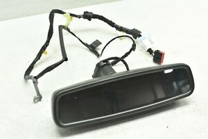 2015-2020 Ford Mustang GT 5.0 Rear View Mirror And Harness OEM 15-20