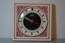Reloj de pared Art Deco Garant - Made in Germany - Ceramica - Funciona