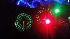 Verde Kawasaki ZX12R LED Dash Kit de conversión de Reloj lightenupgrade