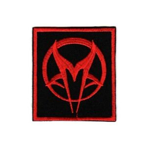 Mudvayne Patch Heavy Metal Band Logo