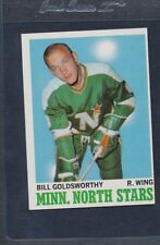 1970/71 Topps #046 Bill Goldsworthy North Stars EX *26