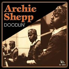 Archie Shepp - Doodlin' (CD, 2009, Inner City Jazz) New and sealed