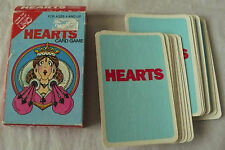 VINTAGE 1983 HEARTS CARD GAME INTERNATIONAL GAMES COMPLETE GREAT CONDITION